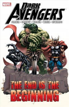Dark Avengers. Issue 175-183. The end is the beginning
