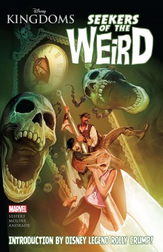 Seekers of the weird. Issue 1-5