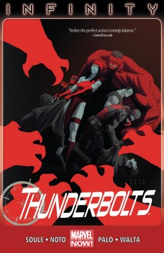 Thunderbolts. Volume 3, issue 13-19, Infinity