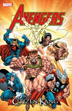 Avengers. Citizen Kang