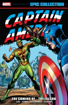 Captain America : the coming of ... the Falcon. Issue 100-119, 1968-1969