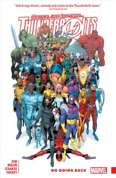 Thunderbolts. Volume 2, issue 7-12, No going back