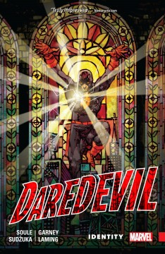 Daredevil : back in black. Volume 4, issue 15-20, Identity Charles Soule, writer ; Goran Sudžuka, (Nos. 15-16), Ron Garney (Nos. 17-18, 20) & Marc Laming (No. 19), artists ; Matt Milla (Nos. 15-20) & Miroslav Mrva (No. 19), color artists ; VC's Clayton Cowles, letterer.