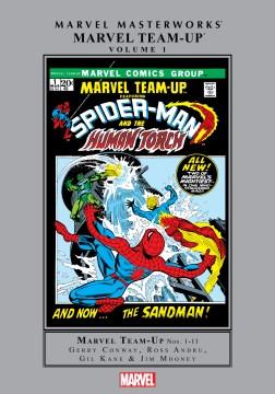 Marvel team-up masterworks. Volume 1, issue 1-11 Roy Thomas.