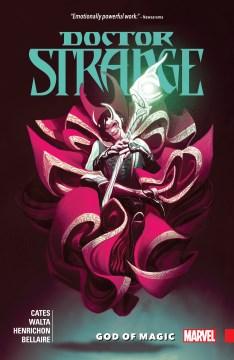 Doctor Strange. Volume 1, issue 381-385, God of magic