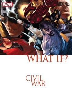 What if: civil war Ed Brubaker.