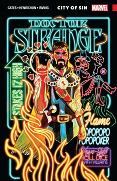 Doctor Strange. Volume 2, issue 386-390, City of sin