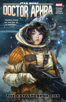 Star wars : Doctor Aphra. Volume 4, issue 20-25, The catastrophe con