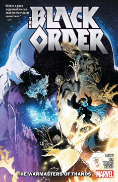 The Black Order. Issue 1-5. The warmasters of Thanos