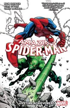The amazing Spider-Man. Issue 11-15, Lifetime achievement