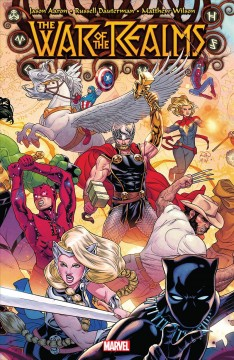 The war of the realms. Issue 1-6