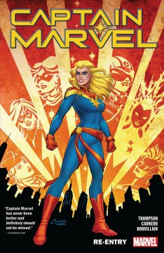 Captain Marvel. Volume 1, issue 1-5, Re-entry