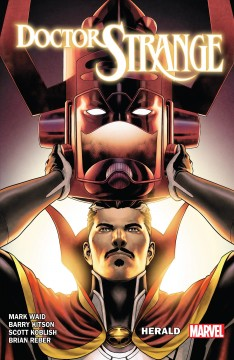Doctor Strange. Volume 3, issue 12-17, Herald