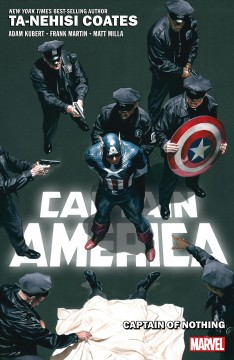 Captain America. Volume 2, issue 7-12, Captain of nothing