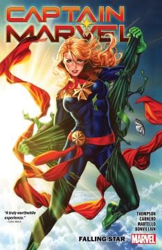 Captain Marvel. Volume 2, issue 6-11, Falling star