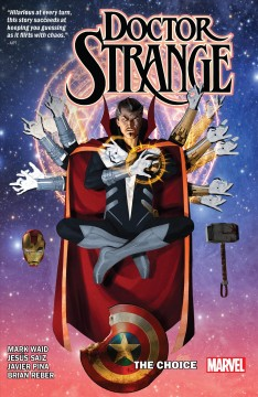 Doctor Strange. Volume 4, issue 18-20, The choice