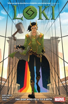 Loki: The God Who Fell To Earth. Issue 1-5