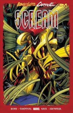 Absolute Carnage. Issue 1-3. Scream