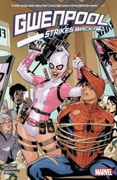 Gwenpool strikes back!. Issue 1-5