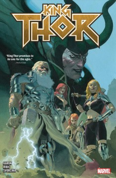 King Thor. Issue 1-4