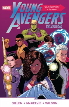 Young Avengers : the complete collection. Issue 1-15