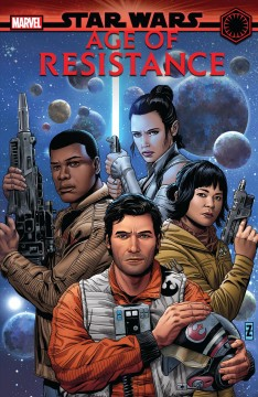 Star wars - age of resistance