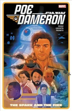 Star Wars - Poe Dameron 5 : The Spark and the Fire