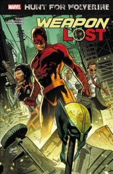 Hunt for Wolverine - Weapon Lost