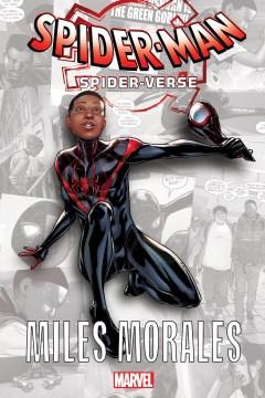 Spider-man Spider-verse - Miles Morales
