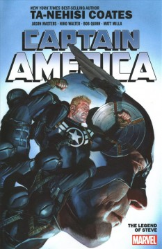 Captain America by Ta-nehisi Coates 3 : The Legend of Steve