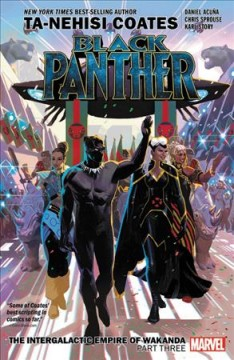 Black Panther 8 : The Intergalactic Empire of Wakanda Part Three
