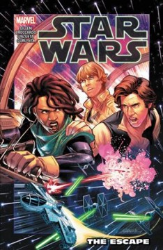 Star Wars. Volume 10, issue 56-61, The escape
