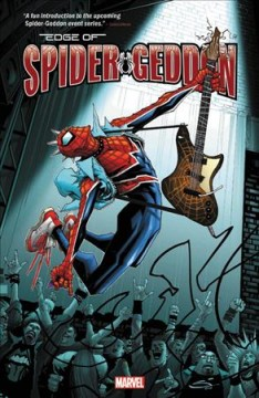 Spider-geddon : Edge of Spider-geddon / Jed Mackay, Zac Thompson, Lonnie Nadler, Gerardo Sandoval.