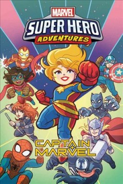 Marvel Super Hero Adventures : Captain Marvel