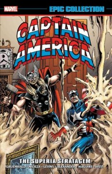 Captain America Epic Collection - the Superia Stratagem