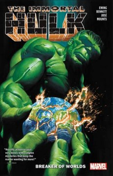 Immortal Hulk 5 : Breaker of Worlds