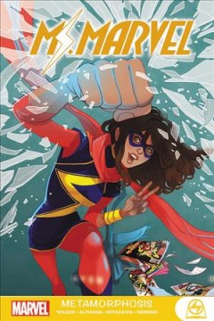 Ms. Marvel - Metamorphosis