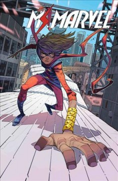 Ms. Marvel 1 : Destined