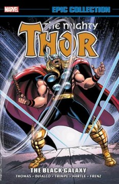 Thor Epic Collection : The Black Galaxy