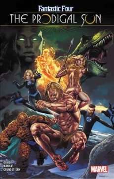 Fantastic Four : the prodigal sun