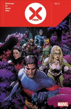 X-men by Jonathan Hickman 2