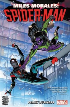 Miles Morales - Spider-man 3 : Family Business