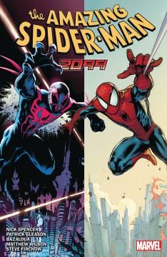 Amazing Spider-man 2099 7