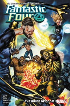 Fantastic Four 8 : The Bride of Doom