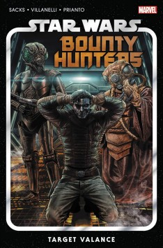 Star wars : bounty hunters : target Valance