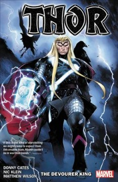 Thor by Donny Cates 1 : The Devourer King