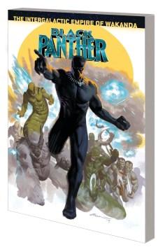 Black Panther 9 : The Intergalactic Empire of Wakanda