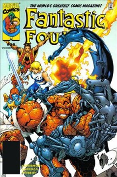 Fantastic Four 2 : Heroes Return - the Complete Collection