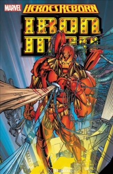 Heroes reborn : Iron Man.