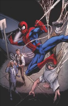 The amazing Spider-Man : the Daily bugle